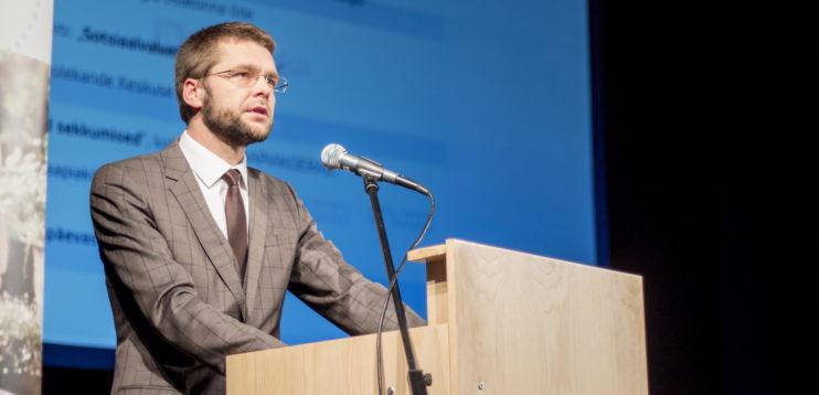 Jevgeni Ossinovski tervishoid