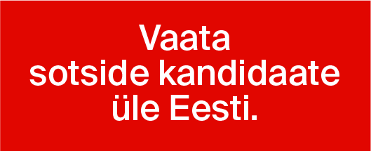 Sotside kandidaadid üle Eesti